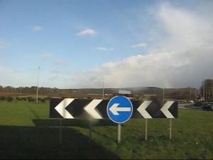 film 'roundabout' rainbow